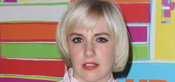 Lena Dunham wasn't going to pay any of the other artists on her book tour