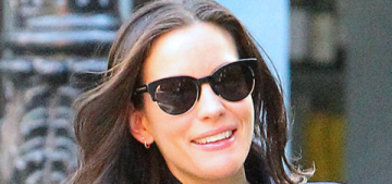 """Liv Tyler confirms her pregnancy by her relatively new boyfriend"" links"