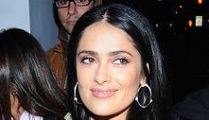 Salma Hayek chooses '30 Rock' over honeymoon