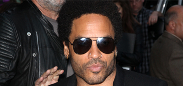 Lenny Kravitz: 'I don't see myself as cool. I was not the guy getting the girls'