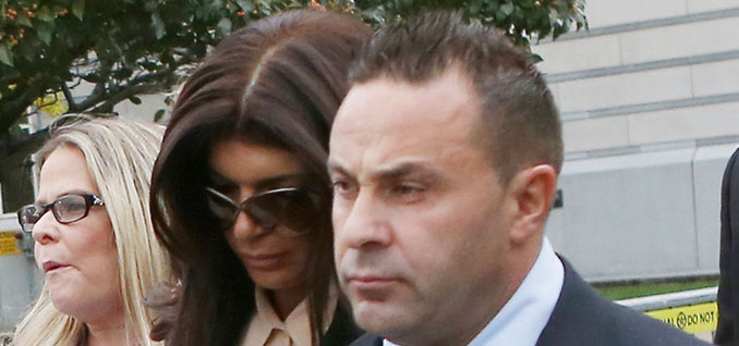 Teresa Giudice sentenced to 15 months in prison; her husband got 41 months