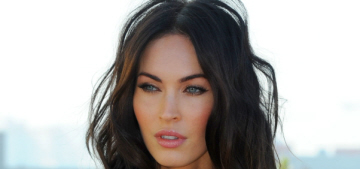 Megan Fox on her pin-up status: 'I enjoy it because I know I'm not a stupid girl'