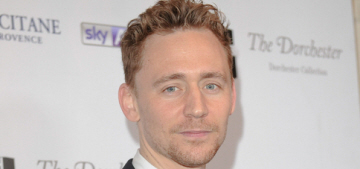 Tom Hiddleston posts #WakeUpCall selfie for charity: sexy or not so much?