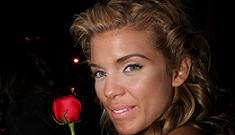 90210′s Annalynne McCord looks like an overdone turkey