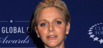 Princess Charlene really is pregnant with twins, she's due in December