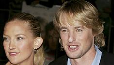The Sun claims Kate Hudson & Owen Wilson are trying to get pregnant