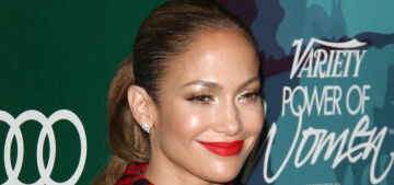 Jennifer Lopez vs. Reese Witherspoon: who worked red better at the Variety event?
