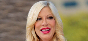 Dean McDermott's ex-wife to Tori Spelling: 'He's your knob now'