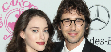 Kat Dennings & Josh Groban are officially dating: adorable or totally random?