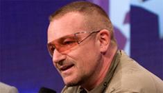 Bono calls Chris Martin a 'wanker' & a 'cretin'