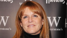 Sarah Ferguson says that media cruelty contributed to her weight problems