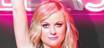 Amy Poehler details her previous coke & Molly binges: interesting or sad?
