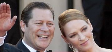 Uma Thurman's ex Arpad Busson filed emergency custody order for their daughter