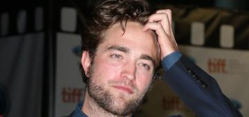 Robert Pattinson 'looks like he's really in love' with girlfriend FKA Twigs