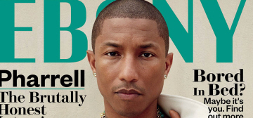 Pharrell: 'If you don't think I love Black women, then you don't understand me'