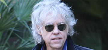 Bob Geldof blames himself for Peaches' heroin death: 'I clearly failed'