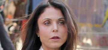 Bethenny Frankel's mom trashes her: 'nasty, snobby and very arrogant'