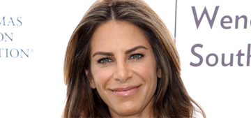 Jillian Michaels on being out: 'The gay thing has always been hard'
