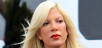 Tori Spelling brags about sleeping with Dean McDermott the day they met