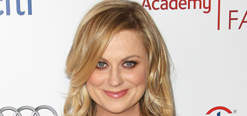 Amy Poehler on aging: 'The old woman in the store window? Oh god, it's me.'