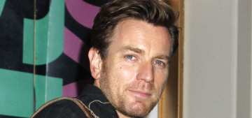 Ewan McGregor thinks autograph seekers are 'parasitical lowlifes & wankers'