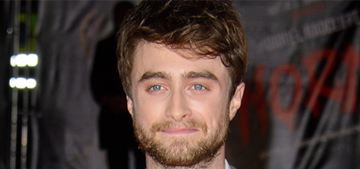 Daniel Radcliffe: 'The male population had no problem sexualizing Emma Watson'
