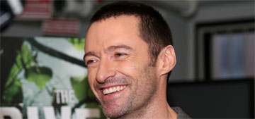 Hugh Jackman treated for skin cancer for the third time: 'wear sunscreen'