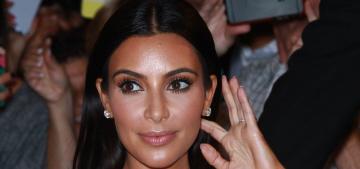 Kim Kardashian works so hard: 'I don't think reality TV gets the respect it deserves'