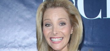 Lisa Kudrow: 'I would never take a picture of me naked under any circumstance'