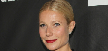 Correction: Gwyneth Paltrow is VERY smug about J-Law & Chris Martin's split