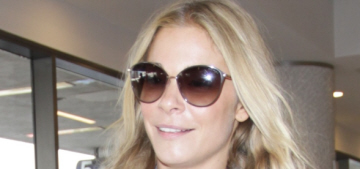 Did LeAnn Rimes hire the same litigious maid who worked for Brandi Glanville?