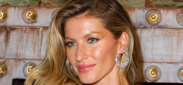 Gisele Bundchen believes that 'taking care of herself' makes her a better mother