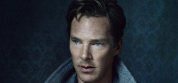 Benedict Cumberbatch knows what Sherlock would be like in bed & it's magical