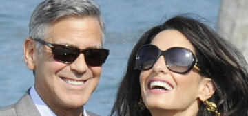 Is Amal Clooney 'insecure' about her body & crash-dieting to lose weight?