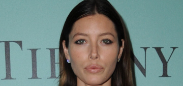 """Let's just say Jessica Biel is pregnant & call it a day"" links"