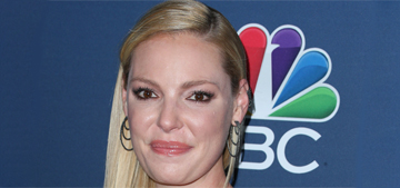 Katherine Heigl: I've 'made mistakes' but don't think I'm rude