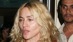 Random plastic surgeon thinks Madonna had a 'ribbon lift'