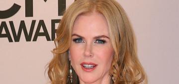 Nicole Kidman in a boho Roberto Cavalli at the CMAs: budget or beautiful?
