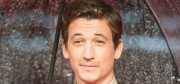 Miles Teller sort of threw some shade on his soul sister, Shia LaBeouf