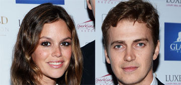 Rachel Bilson and Hayden Christensen welcome daughter Briar Rose