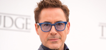 Robert Downey Jr. greeted UK interviewer Lorraine Kelly with 'Nice t-ts'