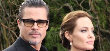 Angelina Jolie almost bought Ernest Hemingway's $250K typewriter for Brad