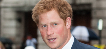 Prince Harry wants to find a wife… so he can further his military career?