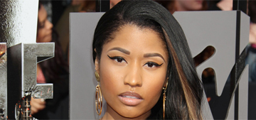 Nicki Minaj criticized for using Nazi imagery in her 'Only' lyric video