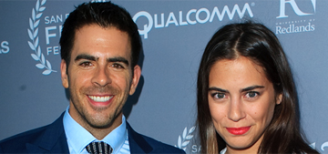 Eli Roth, 42, married Lorenza Izzo, 22, in Chile over the weekend