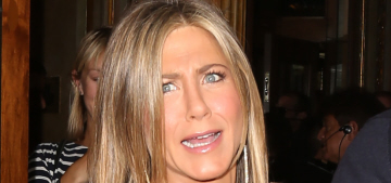 Jennifer Aniston on Justin: 'He is a beautiful equalizer, he's quite special'