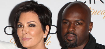 Kris Jenner attends two events with younger boyfriend: are you buying it?