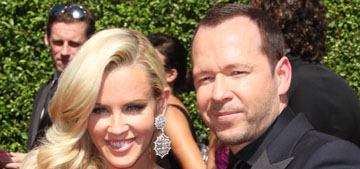 Jenny McCarthy and Donnie Wahlberg get a reality show, Donnie Loves Jenny