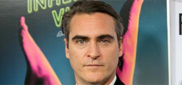 Joaquin Phoenix still suffers 'debilitating, terrifying' anxiety on movie sets
