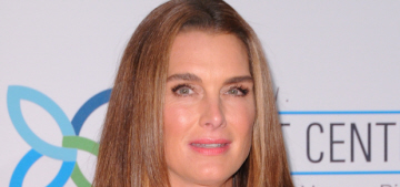 Brooke Shields lost her virginity at the age of 22, to actor Dean Cain